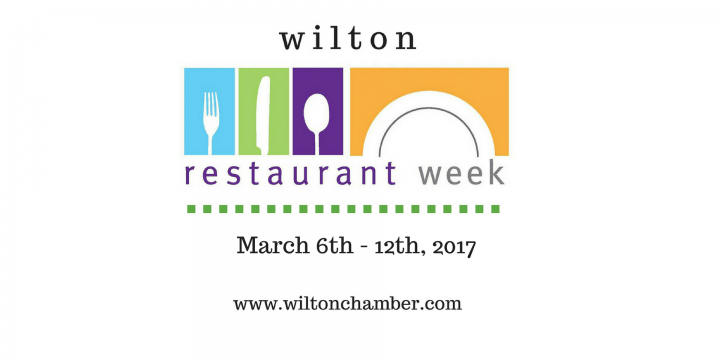 Wilton/Georgetown Restaurant Week