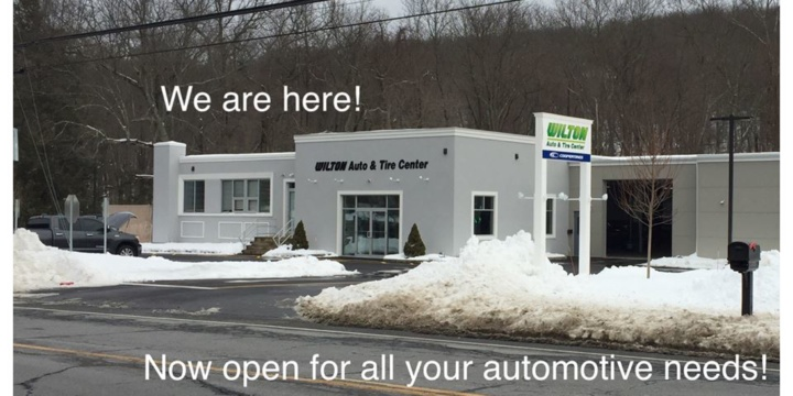 Wilton Auto and Tire Opens New Location