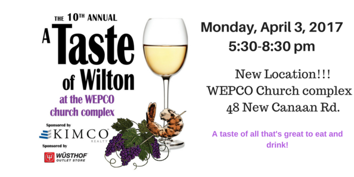 10th Annual Taste of Wilton