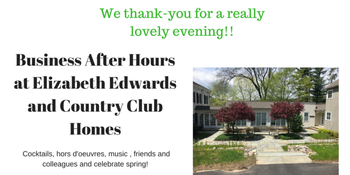Thank-you Elizabeth Edwards