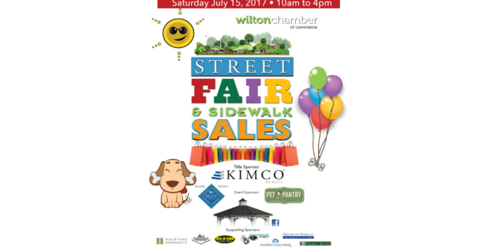 Street Fair & Sidewalk Sales This Saturday!