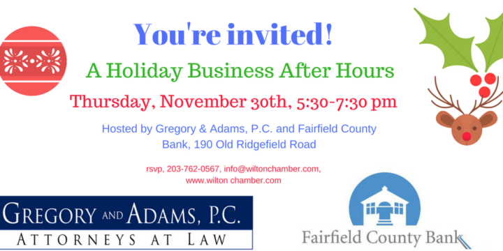 Holiday Business After Hours